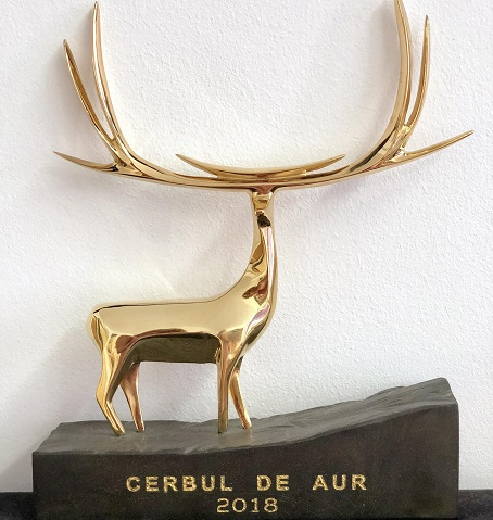 The Golden Stag Trophy enters the digital era!
