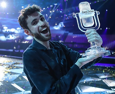 LIVE: The Netherlands : Duncan Laurence wins EUROVISION 2019!