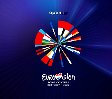 ESC2020 logo and stage revealed!!!!